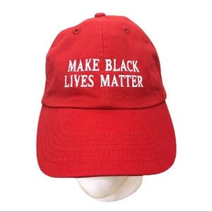 MAKE BLACK LIVES MATTER Hat